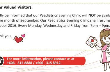 Evening clinic notice-29